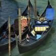 Gondolas await — Stock Photo #11400371