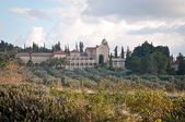 Latrun, Trappist Monastery — Stock Photo