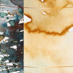 abstrakte Aquarell Hintergrund — Stockfoto
