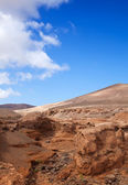 Fuerteventura, Canary Islands, El Barranco de los Molinos — Stock Photo