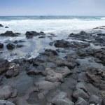 Foaming ocean — Stock Photo