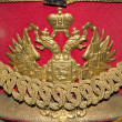 Stock Photo: Double-headed eagle, emblem of RussiEmpire