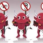 ������, ������: See no evil hear no evil speak no evil