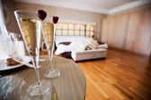 Svatební apartmá — Stock fotografie