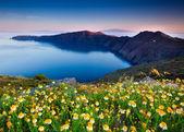 Santorini Spring — Stock Photo