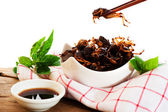 Insects food — Stock Photo
