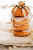 Vanilla cookies — Stock fotografie
