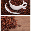 Photos of coffee beans — Stock Photo #11546895