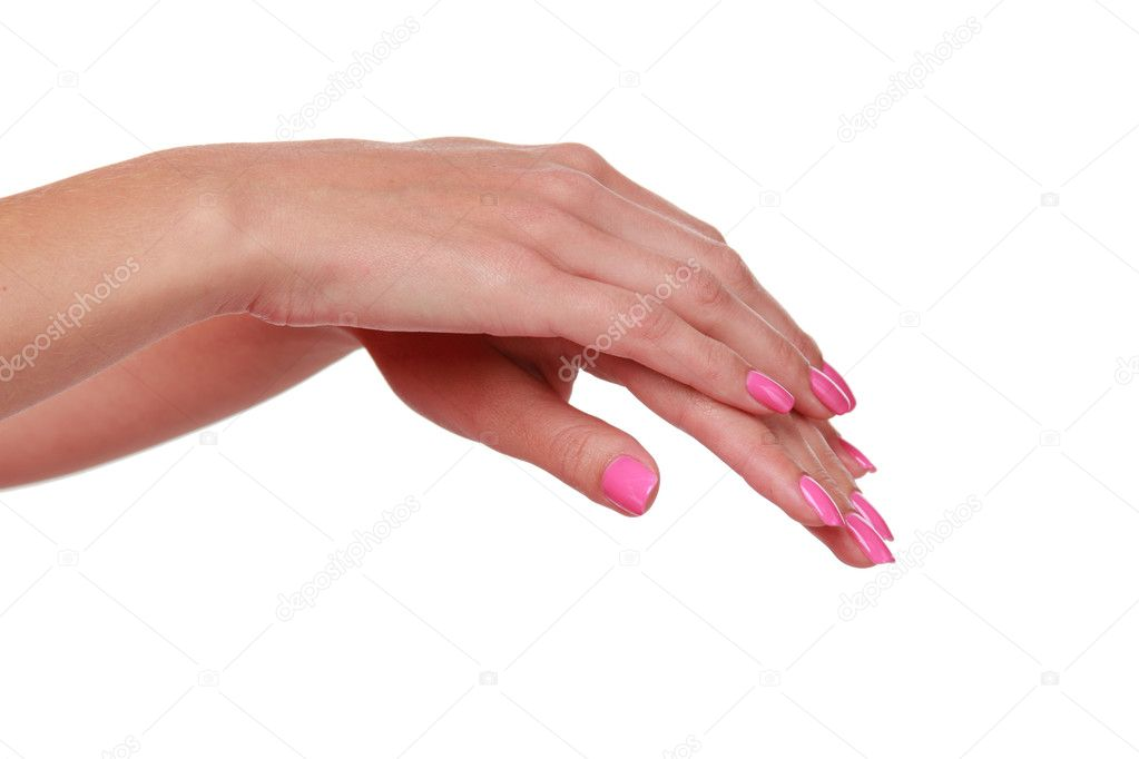 Perfect Manicure  Stock Photo #11892581