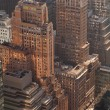New York view from Top of the Rock — Stock Photo #10840891