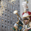 Постер, плакат: Toy Soldier Trumpeter at Rockefeller Center