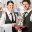 Royalty-Free Stock Photo: Professional catering service