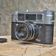 Second type camera is in good shape — Stock Photo #11913052