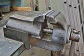 Tornillo oxidado y usado están listos — Foto de Stock