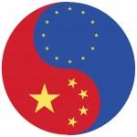 Europe and China — Stock Photo #11834272