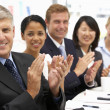 Business clapping — Stock Photo #11882215