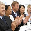 Business clapping — Stock Photo #11882217