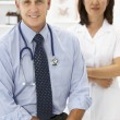 Portrait of medical professionals — Stock Photo #11882318