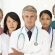 Portrait of medical professionals — Stock Photo #11882388