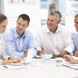 Colleagues in business meeting — Stock Photo #11883802