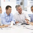 Business in meeting — Stock Photo #11883803