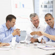 Business in meeting — Stock Photo #11883805