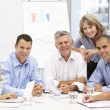Colleagues in business meeting — Stock Photo #11883807