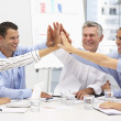 Colleagues in business meeting — Stock Photo #11883810