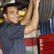 Mechanic at work — Stock Photo #11884327