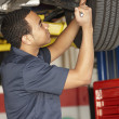 Mechanic at work — Stock Photo #11884328