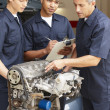 Mechanics at work — Stock Photo #11884348