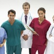 Group of medical professionals — Stock Photo #11886335