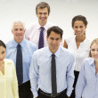Mixed group business — Stock Photo #11886336