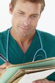Portrait de professionnel de la santé — Photo