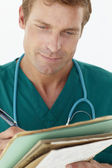 Portrait of medical professional — Stock Photo