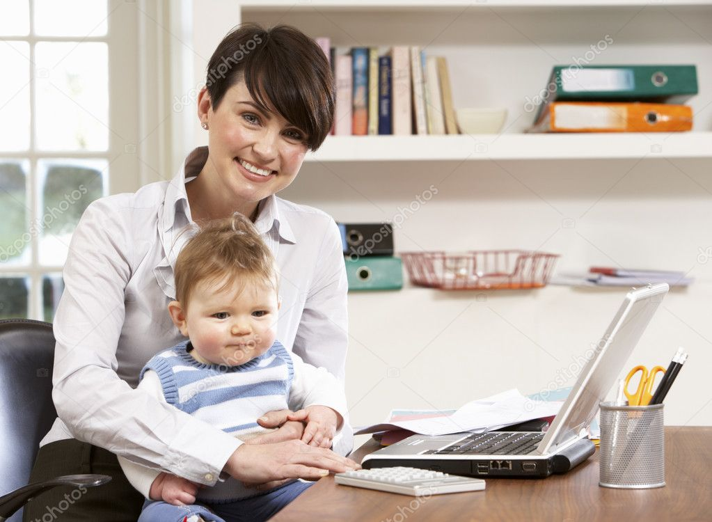 Бизнес для беременных и молодых мам на дому 55