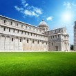 The Leaning Tower, Pisa, Italy — Stock Photo #12161207