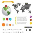 Detail info graphic illustration — Stock Vector #11310933