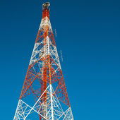 Telecommunication Tower. — Stock Photo