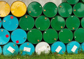 Fuel Tanks — Stock fotografie