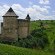 Stock Photo: medieval fortress