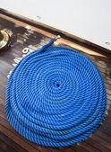 Ship rope texture — Stock Photo