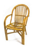 Chairs made of rattan — Stock Photo