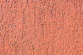 Orange murbruk vägg textur som bakgrund — Stockfoto