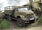 Lorry ZIL-131 — Stock Photo