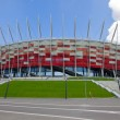 Stadium of Warsaw, Poland - Stock Photo