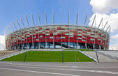 Stadium of Warsaw, Poland — Stock Photo