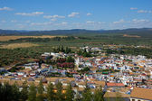 White city of Andalusia, Spain — Stock Photo