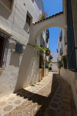 Street in old town, Cordoba, Spain — Stock Photo