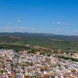 Stock Photo: White city of Andalusia, Spain